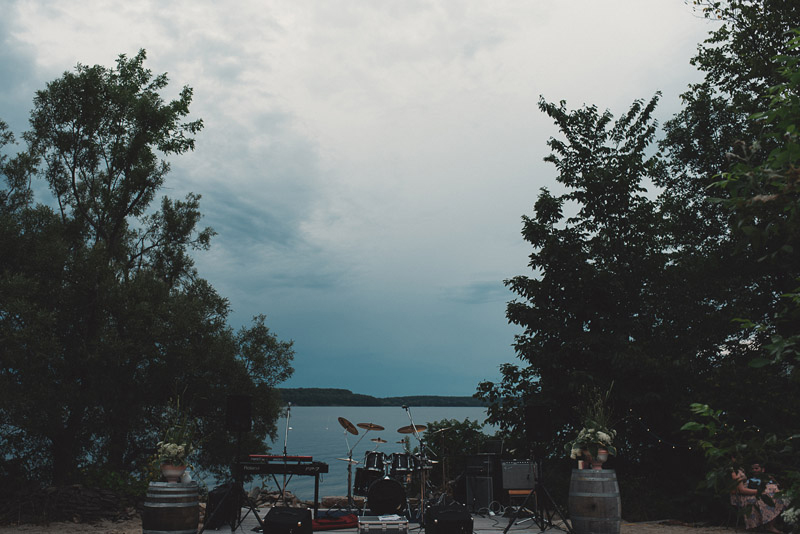 Picton Ontario Halfmoon Bay Vineyard Wedding