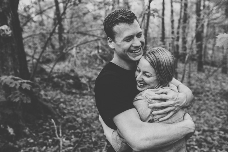 alternative engagement photography