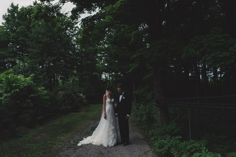 Ottawa Rainy wedding