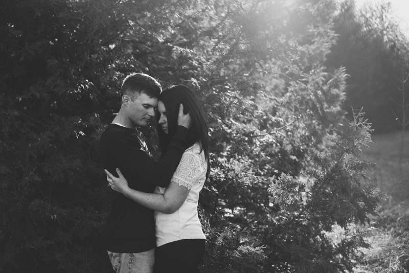 intimate black and white photography