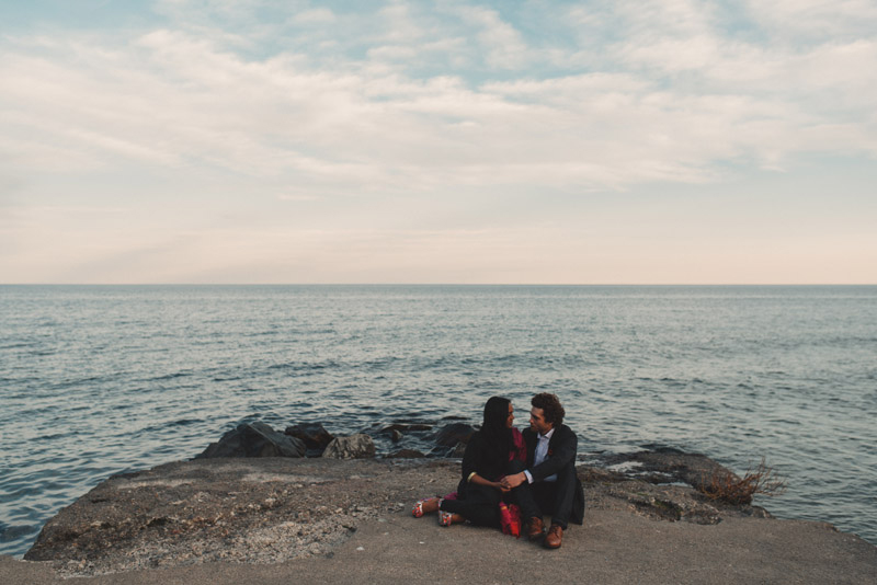 Toronto Island Engagement Session