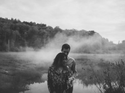 Gatineau Park Engagement Session