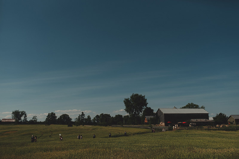 toronto farm wedding venue