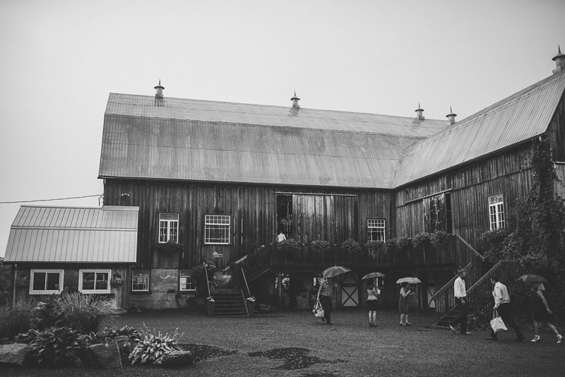 Polmenna Barn Campbellford