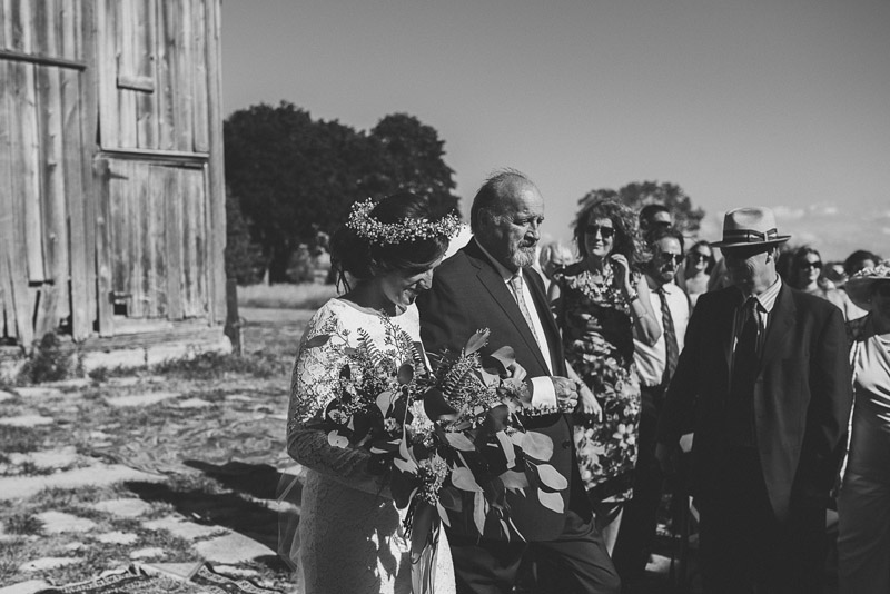 Collingwood Barn Wedding