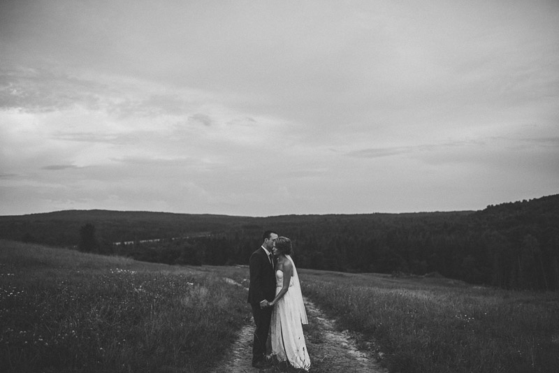 northern ontario wedding