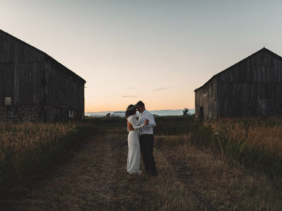 Collingwood Sweet Fields Farm Wedding