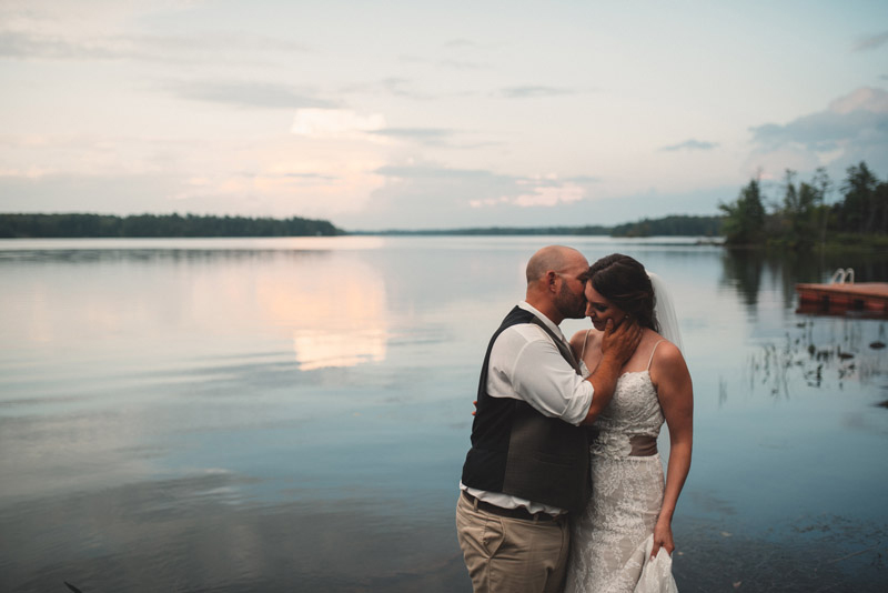 Lakeside Peterborough Wedding