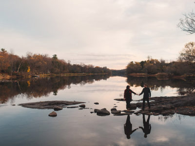 Almonte Engagement Session
