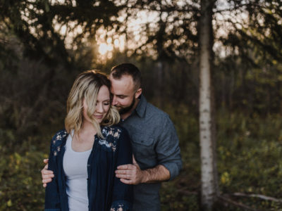 Beaverton Engagement Session
